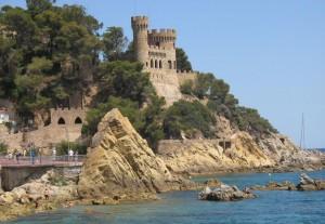 Castell den Plaja