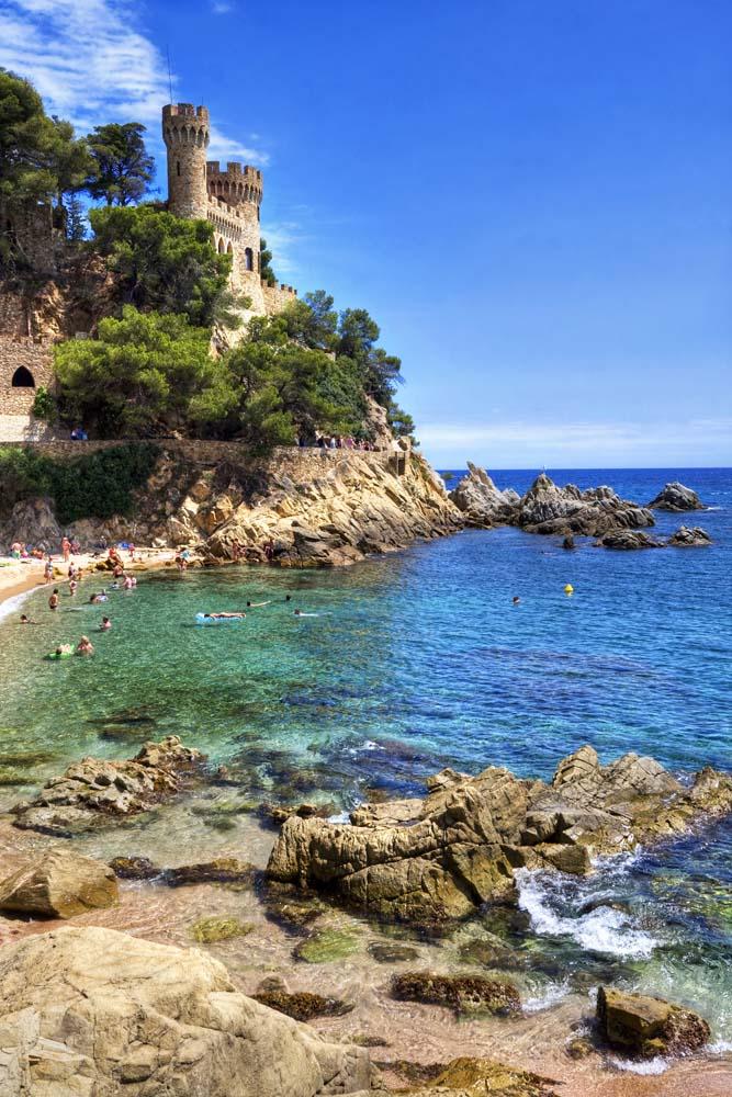 vakantie naar lloret de mar